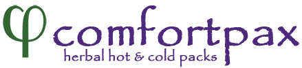 Comfort Pax – Cold & Hot Packs Logo